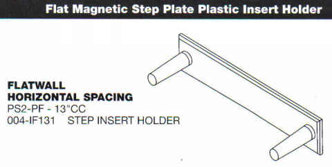 Magnetic Step Hole Formers
